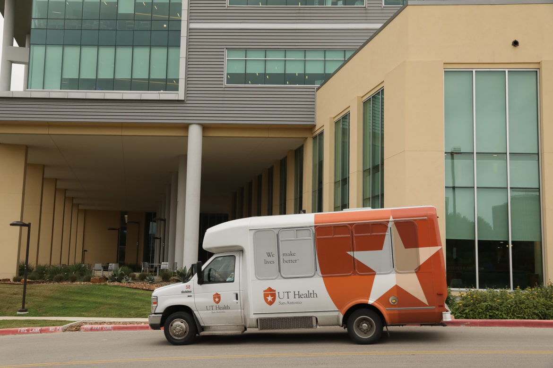 UT Health at UT Dentistry San Antonio.