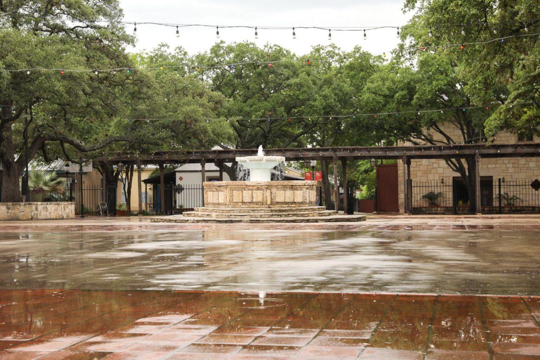 Maverick Plaza at La Villita.