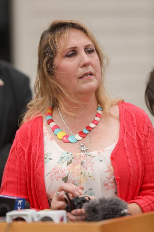 Sutherland Springs Survivor Julie Workman