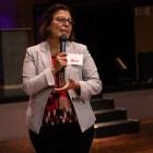Veronica Mendez, UTSA Vice President for Business Affairs.