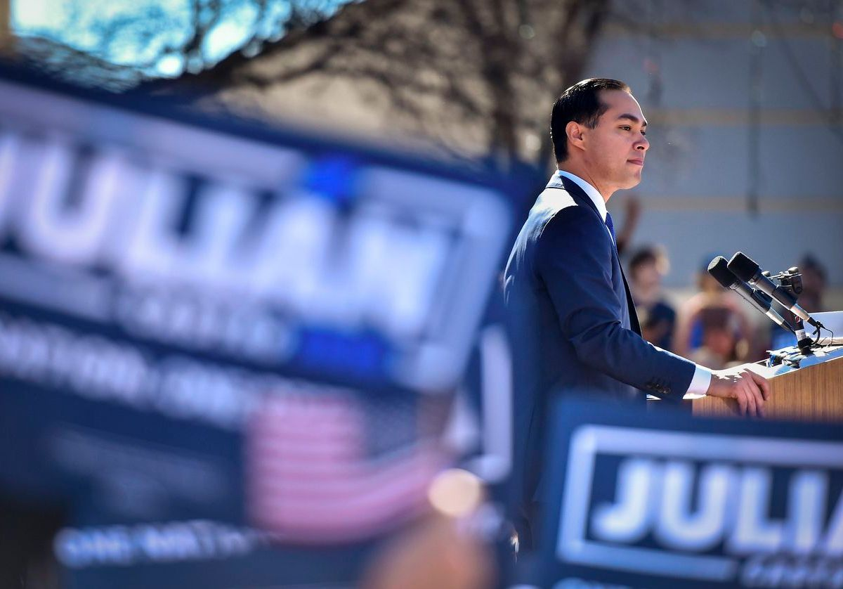 Julián Castro, the former mayor of San Antonio and the former House and Urban Development secretary, announced Jan. 12 that he is a candidate for the 2020 Democratic presidential nomination. Castro made the announcement in Guadalupe Plaza in the San Antonio neighborhood he grew up in and still lives in.