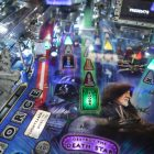 A Star Wars pinball machine detail
