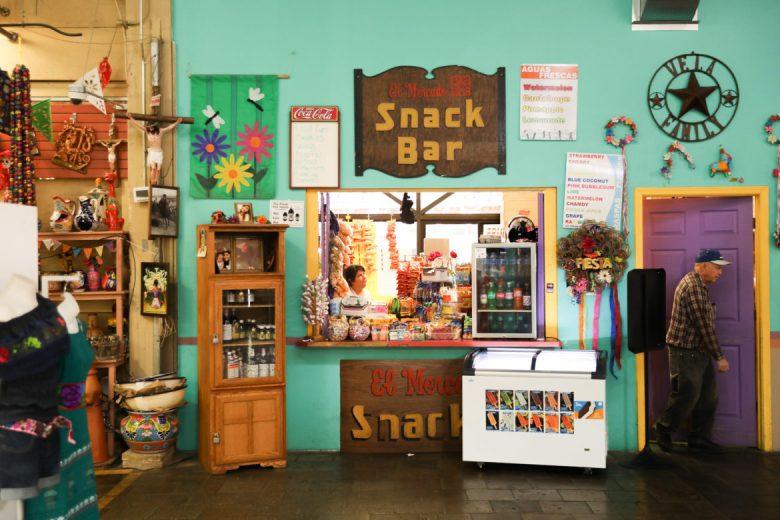 The El Mercado Snack Bar