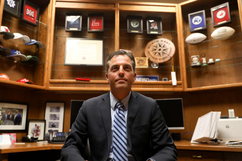 Interim Superintendent of NEISD Sean Maika