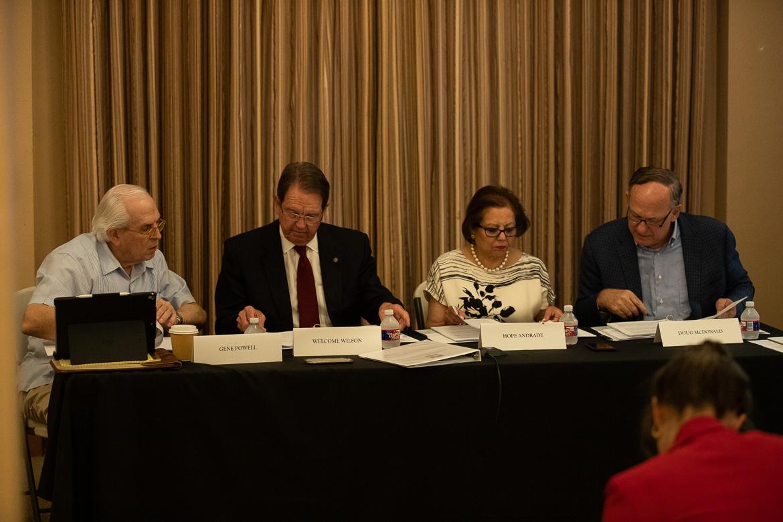 Alamo Trust Inc, Annual Board of Directors Meeting at 300 Alamo Plaza, Alamo Hall on June 18, 2019