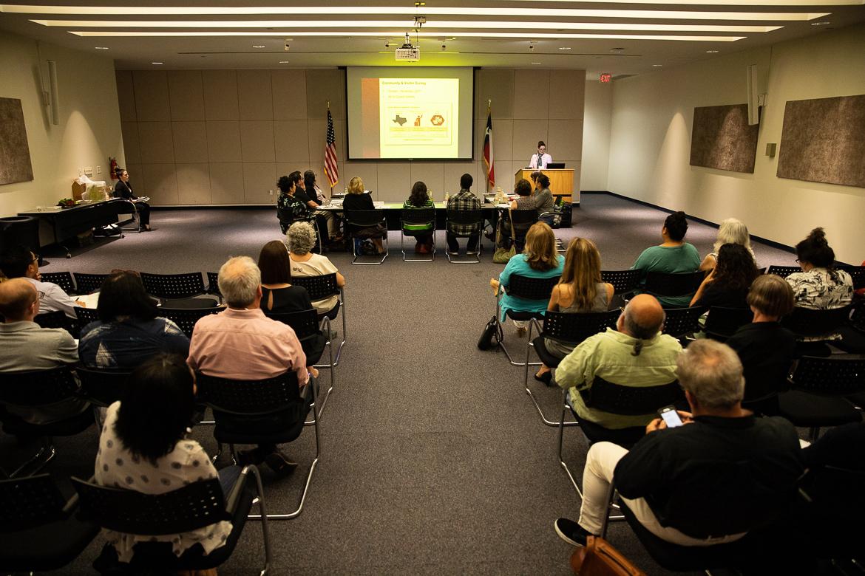 San Antonio Arts Commission Meeting
