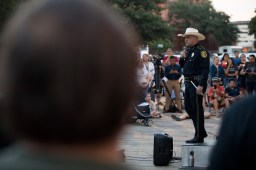 Bexar County Sheriff Javier Salazar said the community should never convince itself that a mass shooting couldn't happen in San Antonio.