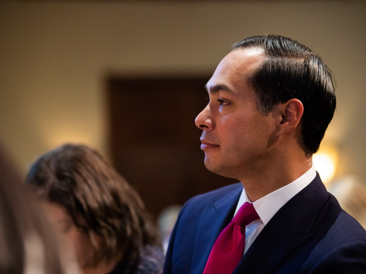 Julián Castro leaves presidential race