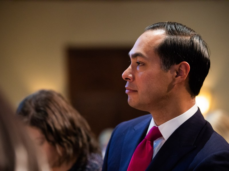 Julián Castro leaves presidential race