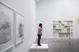 An exhibition space inside Ruby City