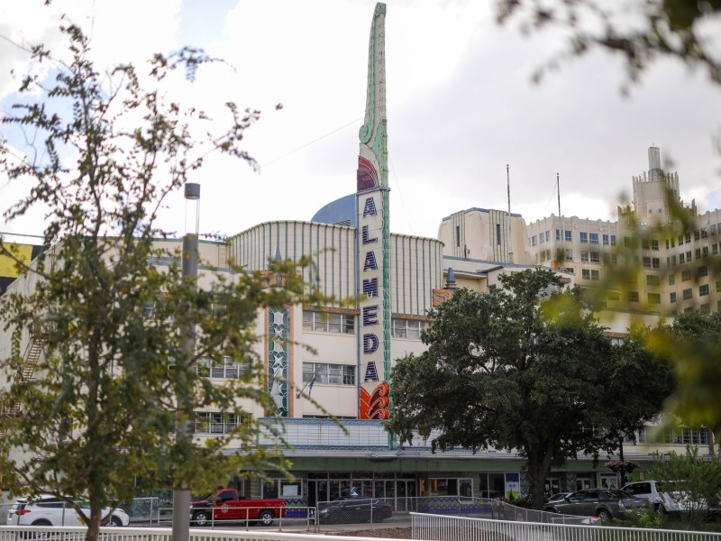 The Alameda Theater was set for a multimillion-dollar restoration project until the pandemic stymied fundraising efforts.