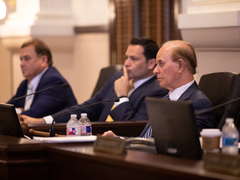 Bexar County commissioners on Thursday allocated half of its nearly $80 million in coronavirus relief funding.