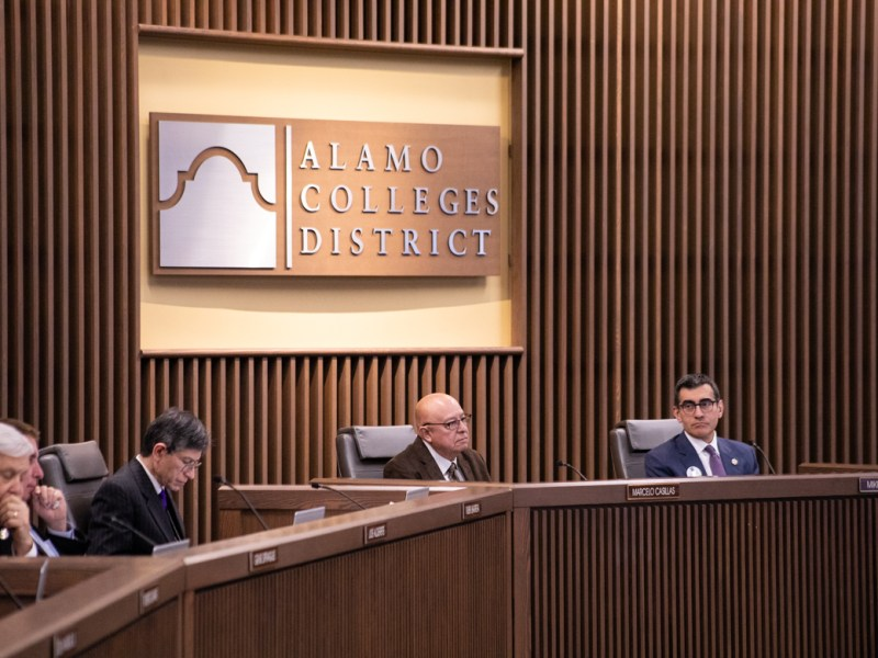 The Alamo Colleges District received more than $19 million in federal grants.