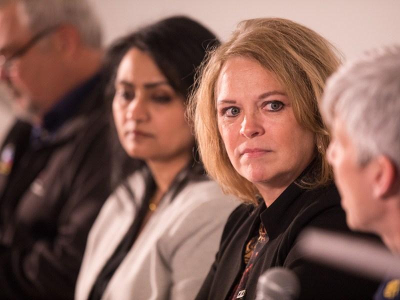 Dawn Emerick, former director of the San Antonio Metropolitan Health District, tendered her resignation on June 26, 2020.