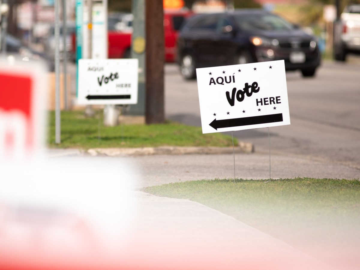 The Texas Legislature acted years ago to end straight-ticket voting in time for the 2020 presidential contest, but a federal judge reinstated the practice earlier this month.