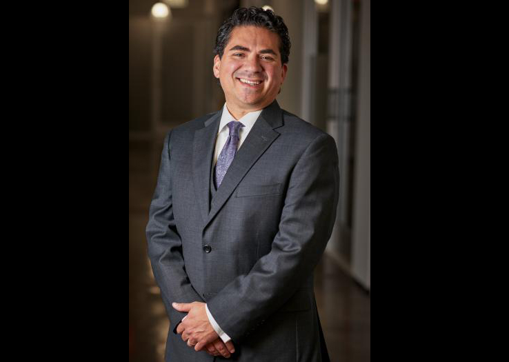 Beeville ISD Superintendent Marc Puig was named the lone finalist on Wednesday for the superintendent vacancy at South San ISD.