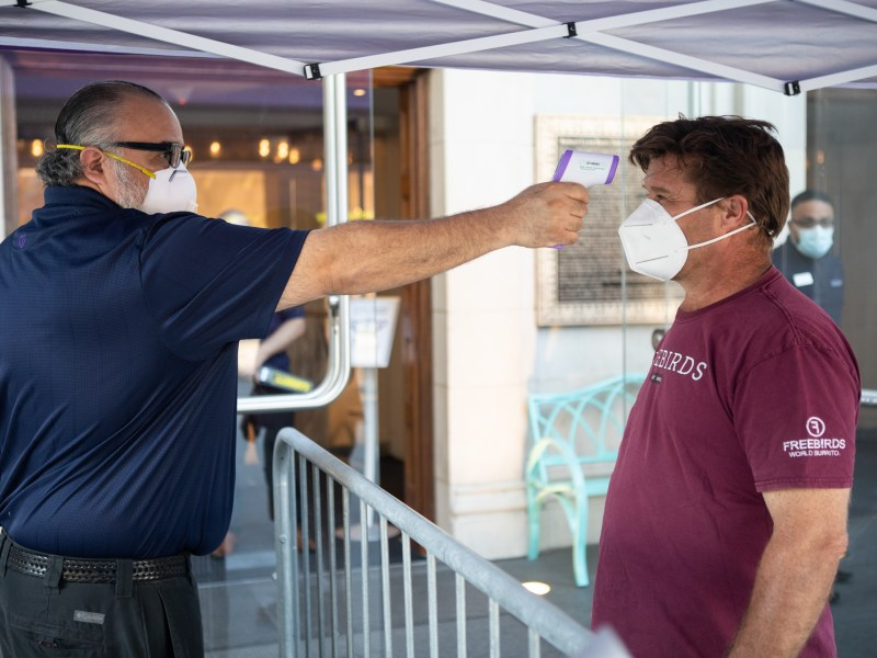 Local officials warned residents against getting together for Father's Day weekend, as Bexar County has seen a recent surge in coronavirus cases.