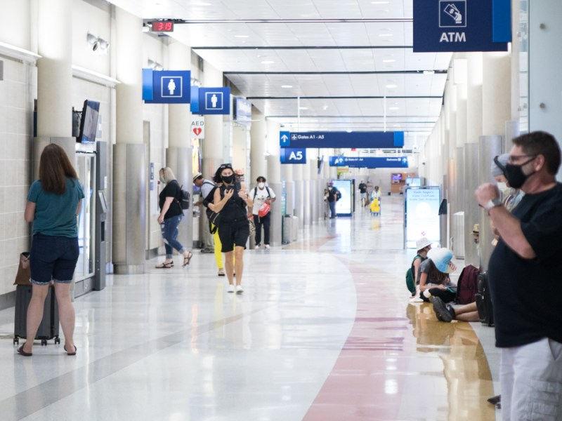 Seeing fewer passengers, the San Antonio International Airport has lost 10 direct flights as it feels the impact of COVID-19.