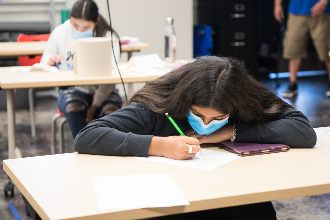 As the first Texas schools begin to open classrooms, Texas is requiring districts to report to the state.