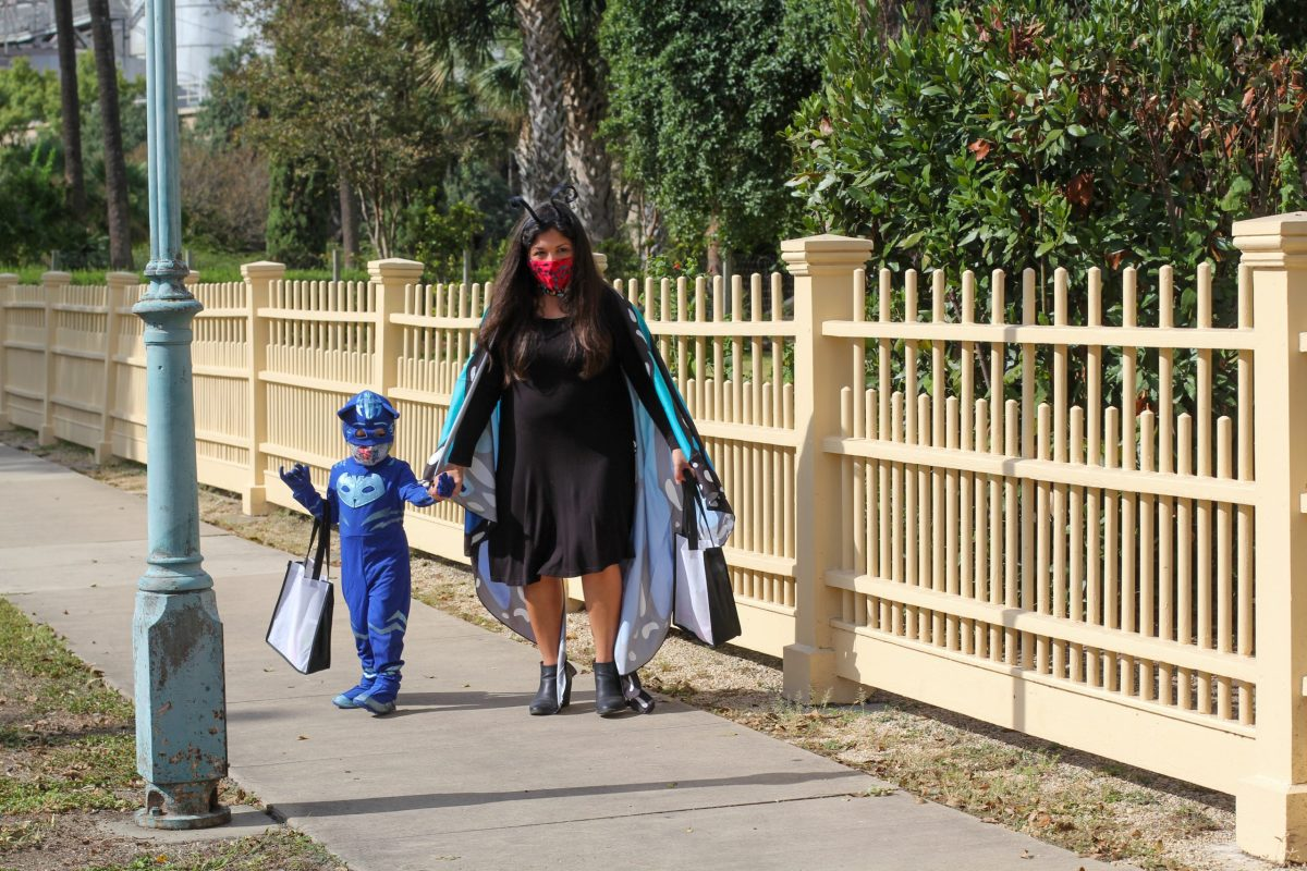 As Halloween approaches, Bexar County is in a make-or-break situation with coronavirus numbers creeping up.