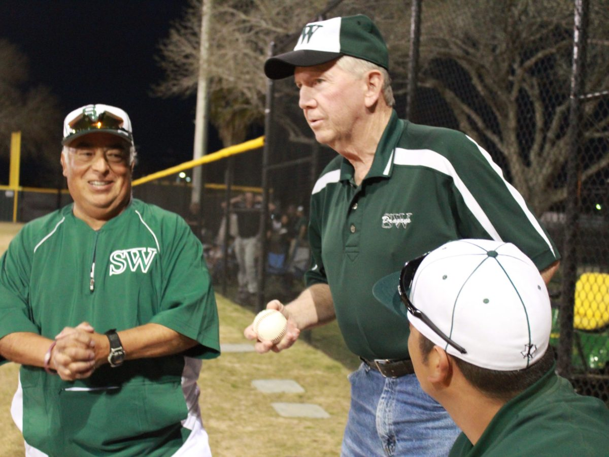 Longtime Southwest ISD board member Mike Frazier died from COVID-19.