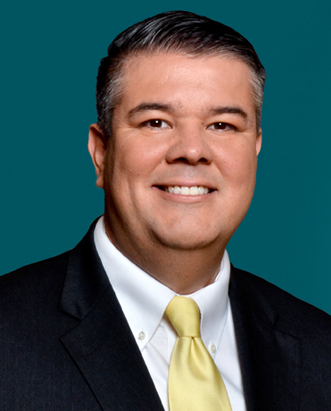 Palo Alto College President Robert Garza.