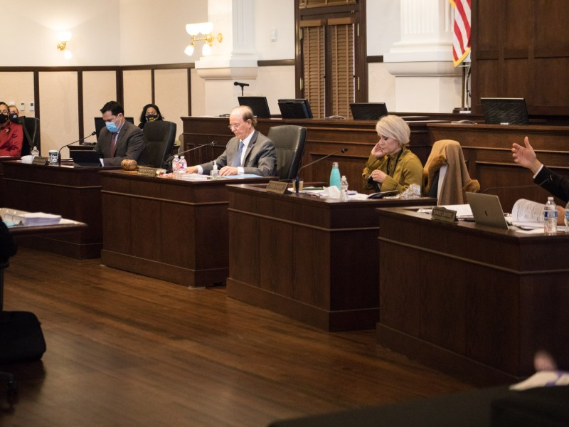 Bexar County Commissioners Court heard Tuesday the proposed $2.8 billion budget for the 2022 fiscal year.