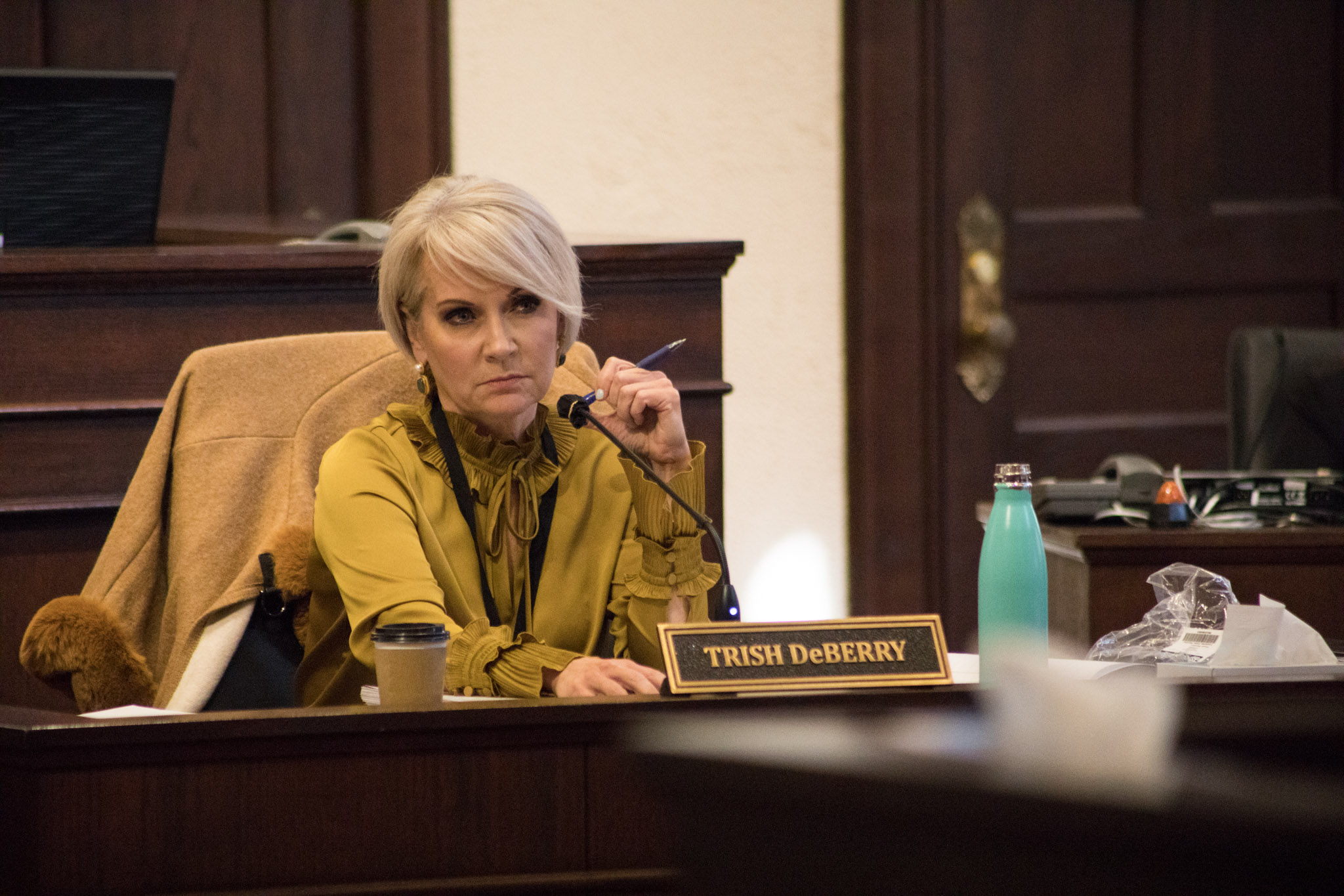 Wolff slams sheriff after boat benefactor provokes sexist attack on Commissioner DeBerry