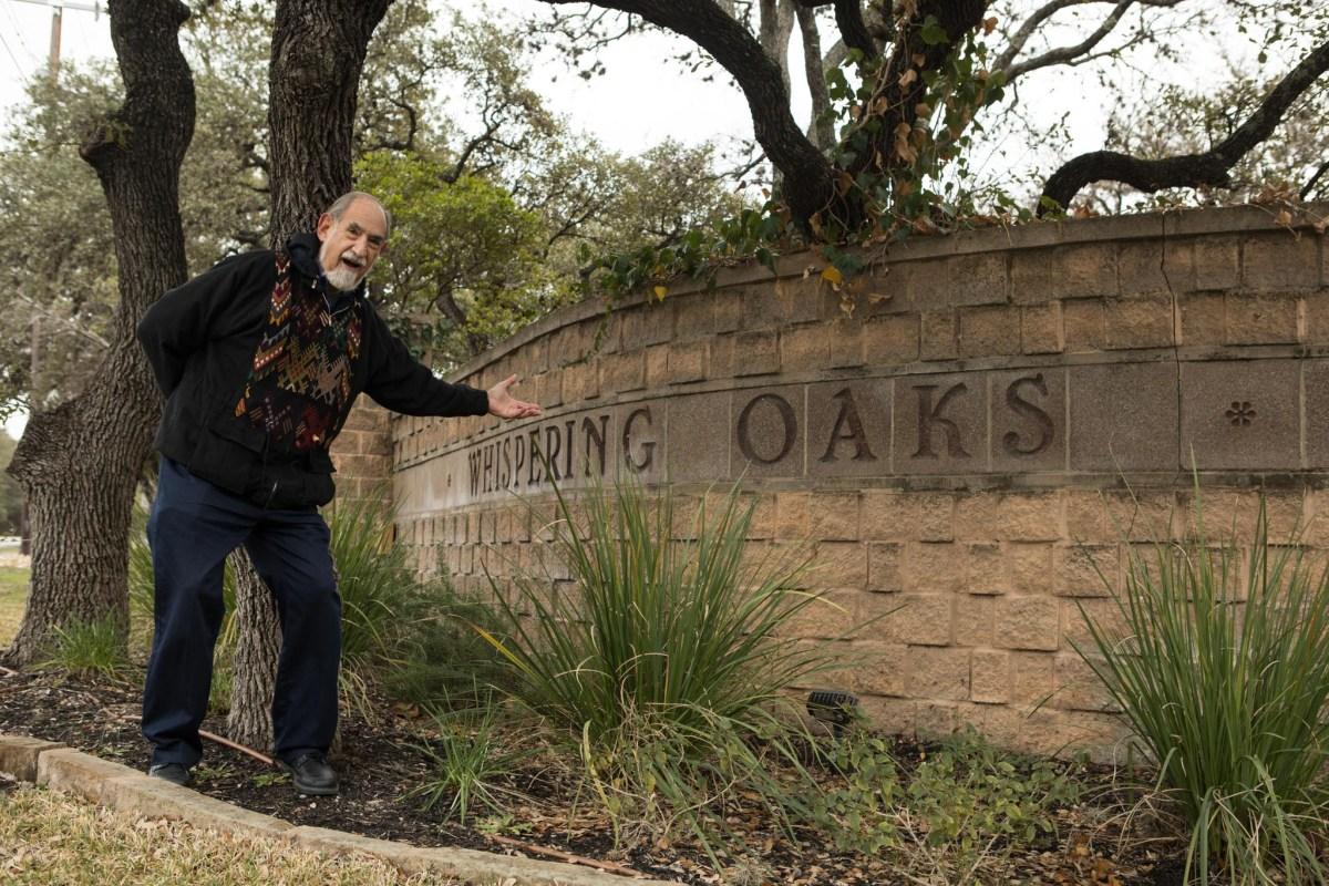 Where I Live: Whispering Oaks by Richard Pressman on February 13, 2021.