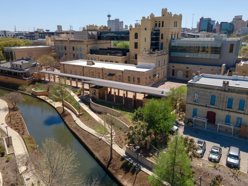 The San Antonio Museum of Art, which first opened its doors in 1981, is celebrating its 40th anniversary and boasts a collection spanning 5,000 years.