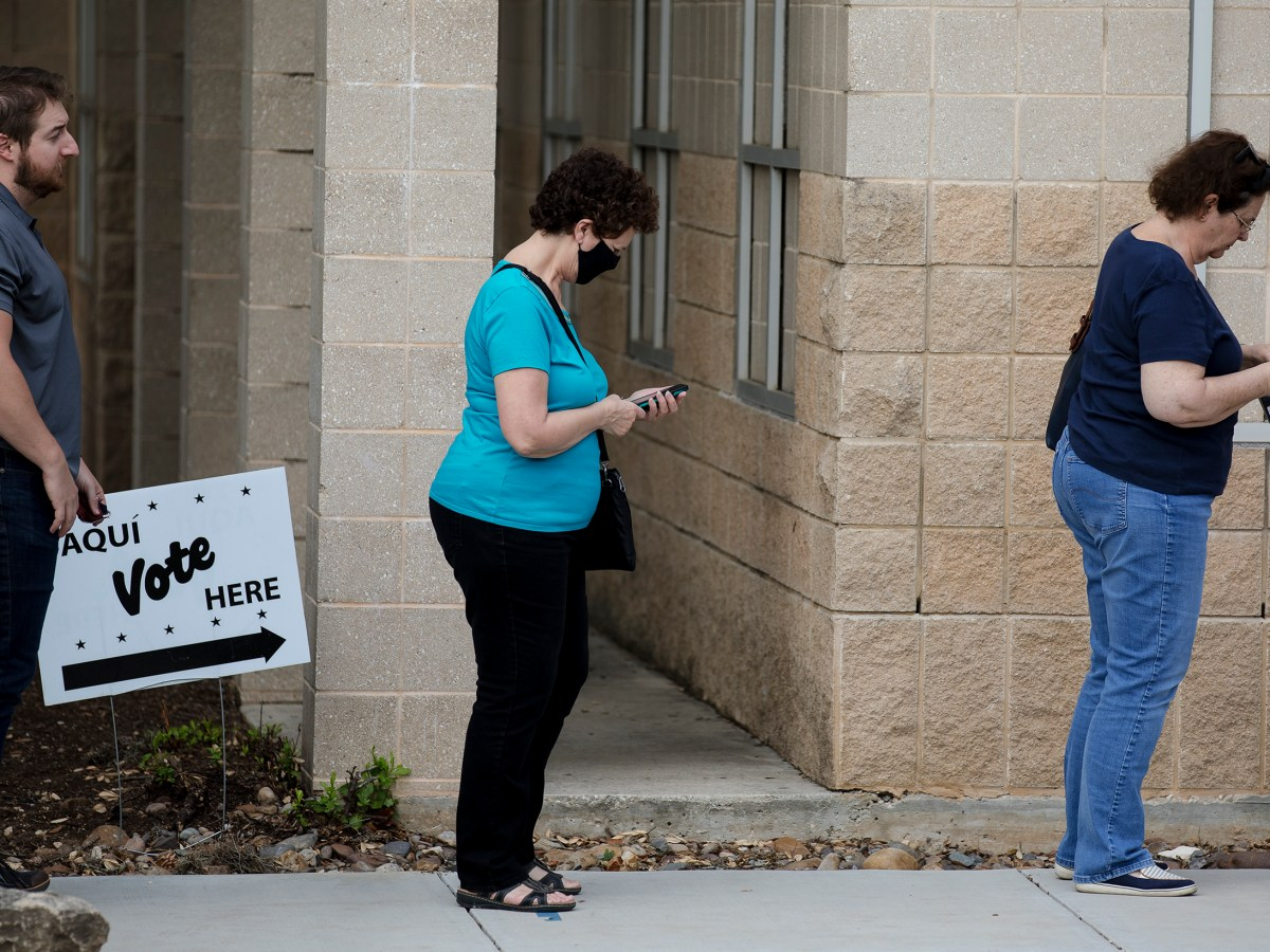 Early voter turnout in the special election for Texas House District 118 is lagging behind the previous special election with just 2,845 ballots cast.