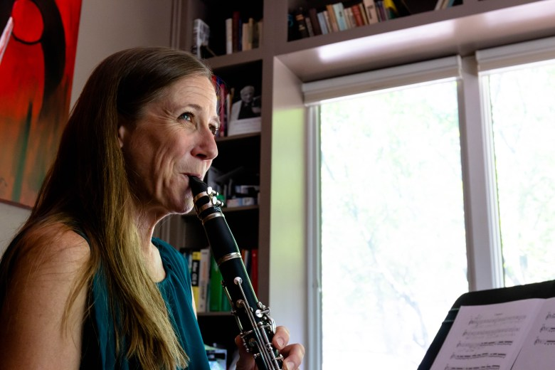 Stephanie Key has performed internationally as a clarinetist and appears on several recordings.