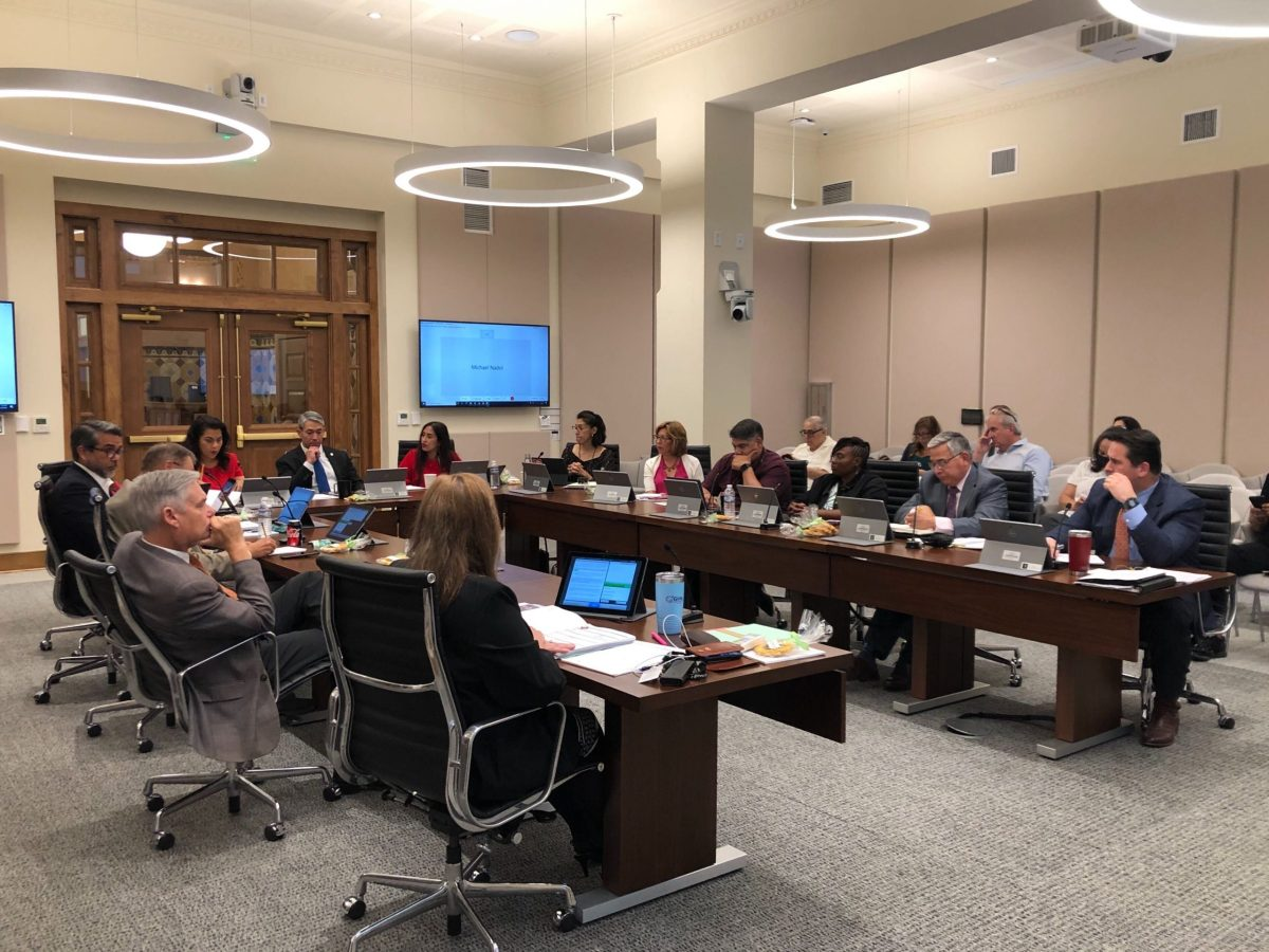 City Council memebers meet Wednesday to discuss funding from the American Rescue Plan Act. The county received $194 million from the federal government.