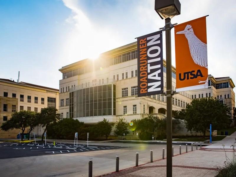 The main campus of the University of Texas at San Antonio