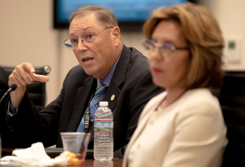 City Council member John Courage (D9) and his team will return to working remotely amid rising COVID-19 cases.