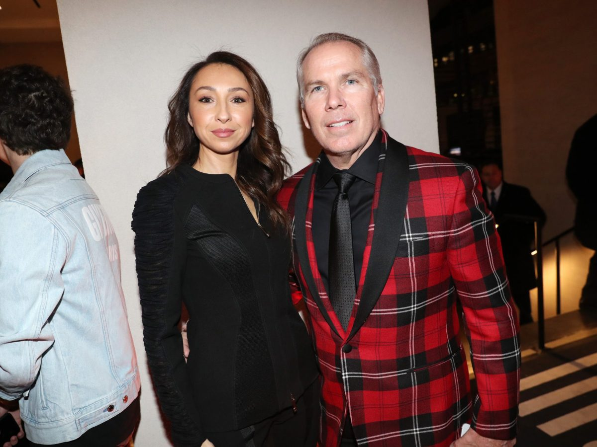 Azteca Henry (L) and Thomas J. Henry attend the Republic Records Pre-Grammy Party at Cadillac House on January 26, 2018 in New York City.
