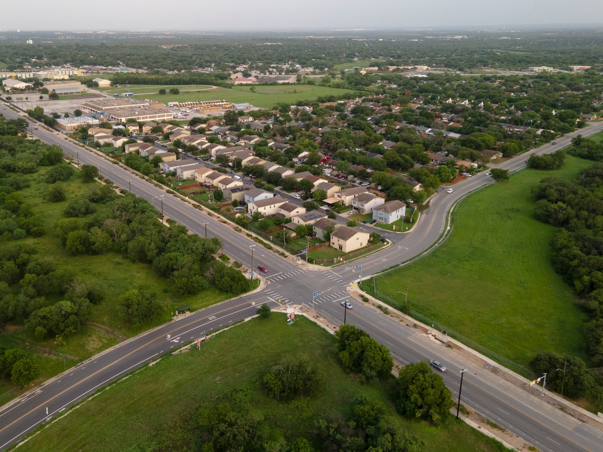 Land sits undeveloped near the intersection of Five Palms Drive and Ray Ellison Boulevard on Monday.