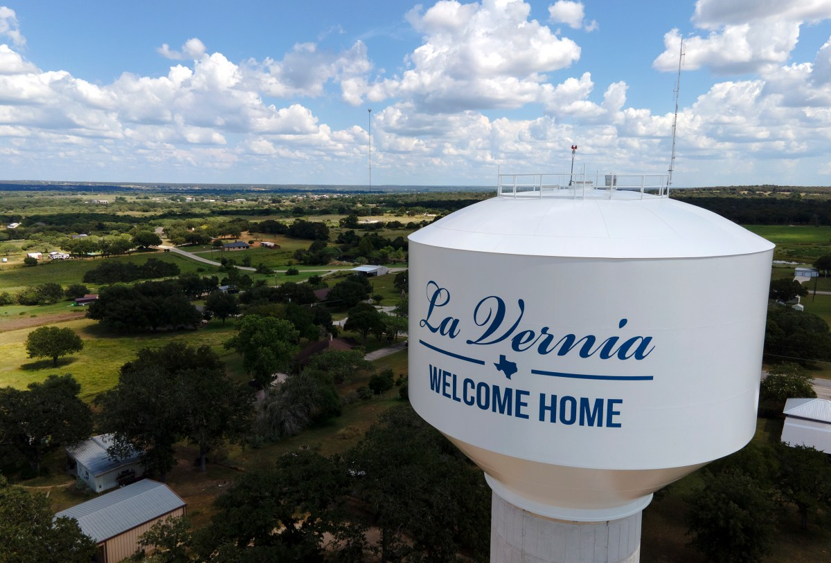 La Vernia's lone healthcare clinic has experienced an influx of patients due to the Delta variant of the coronavirus and has had to resort to transferring patients in need of further care from the rural town to San Antonio hospitals.