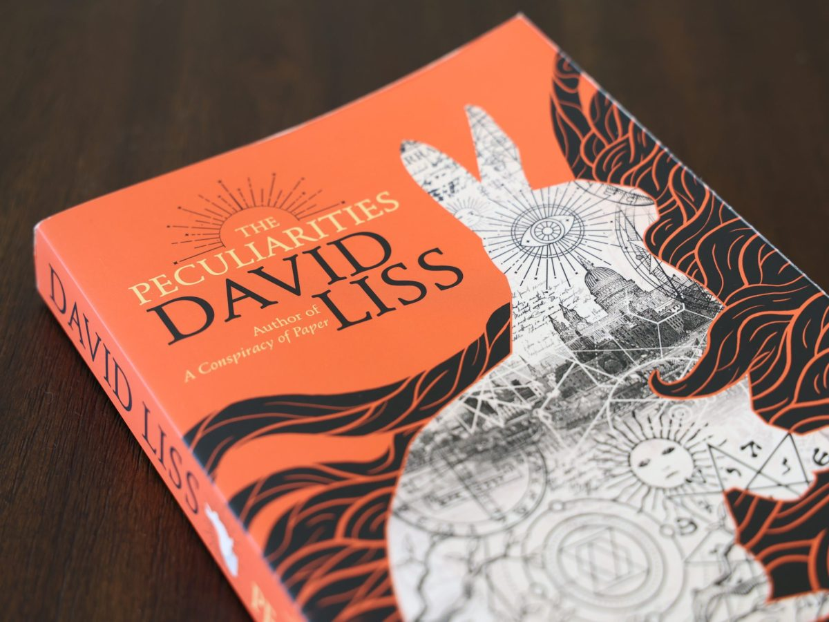 San Antonio-based novelist David Liss releases a new fiction book centering on a supernatural mystery set in Victorian London.