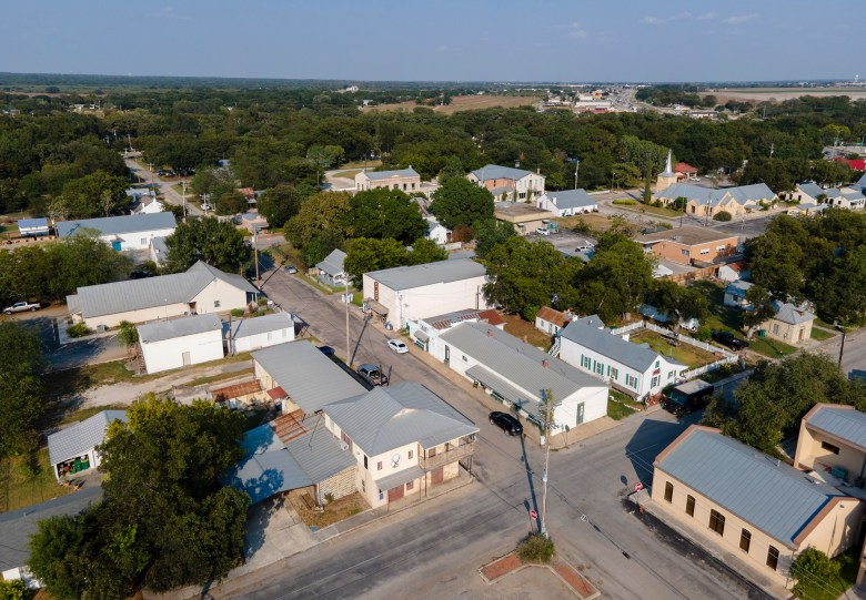 Members of the Old Town Castroville Revitalization Initiative have already purchased four buildings throughout the town.
