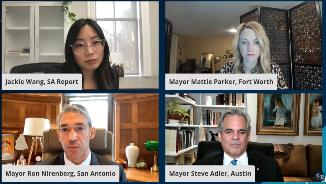 The Texas Challenge: Leading Cities Safely Through the Pandemic