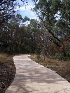 Photo of Salado Creek Greenway Trail between Loop 410 and Lady Bird Johnson Park