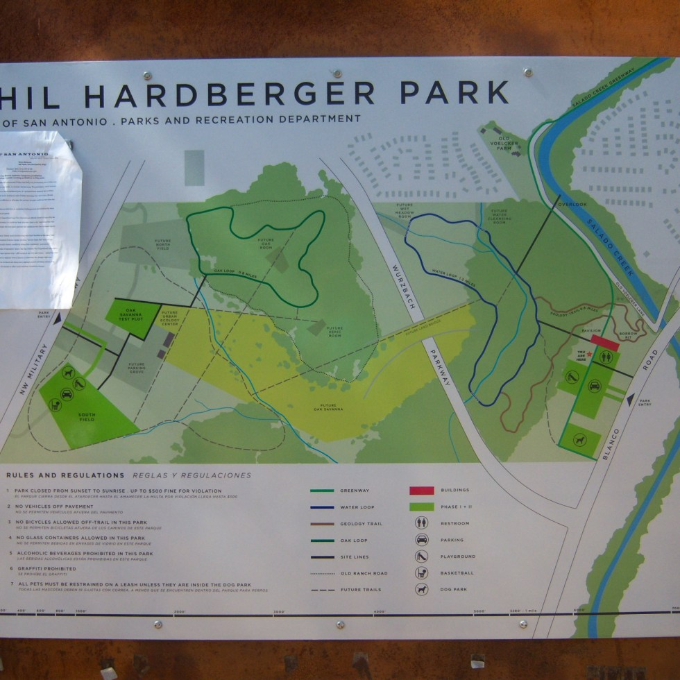 Phil Hardberger Park (East)