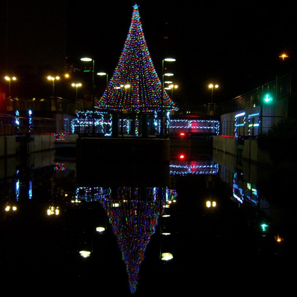 Museum Reach's River of Lights