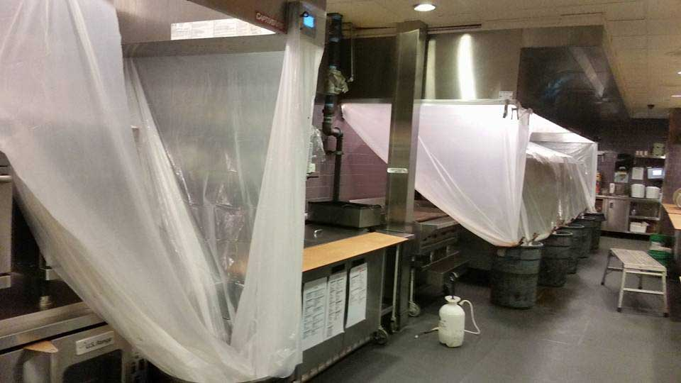 Commercial Kitchen Equipment Cleaning San Antonio  San Antonio Hood Cleaning