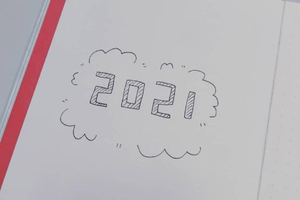 2021日更計畫