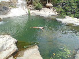 Rawana Falls pool