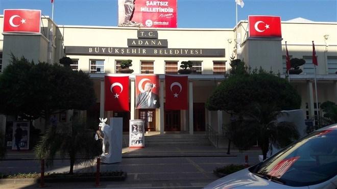 Adana Büyük Şehir Belediyesi Yontu Sergisi