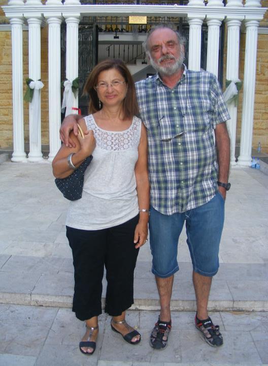 Jak Kohen EŞİ ile