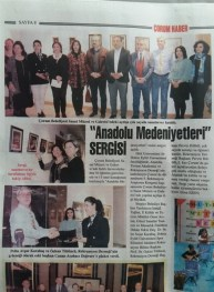Anadolu Medeniyetleri 21